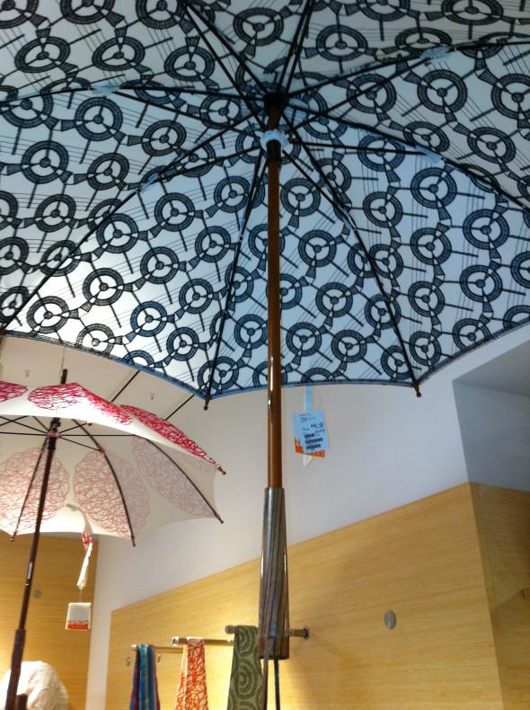 Umbrella Musings