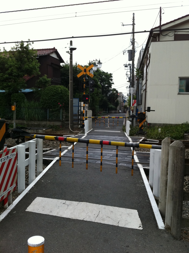 The Little Crosswalk that Could